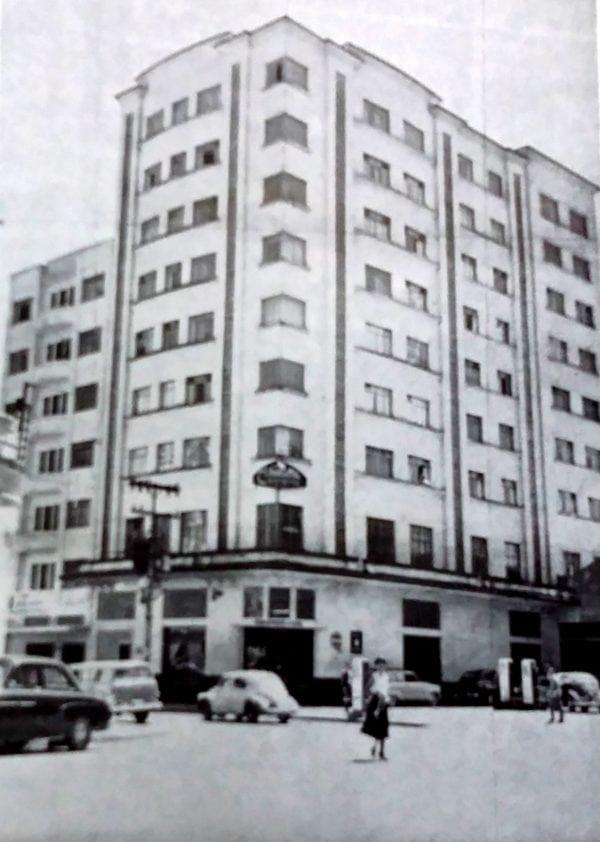 Edifício Kwasinski em 1949.