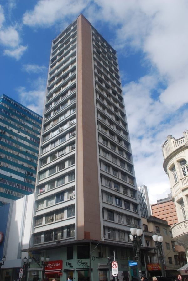 Edifício Augusta em 2017.