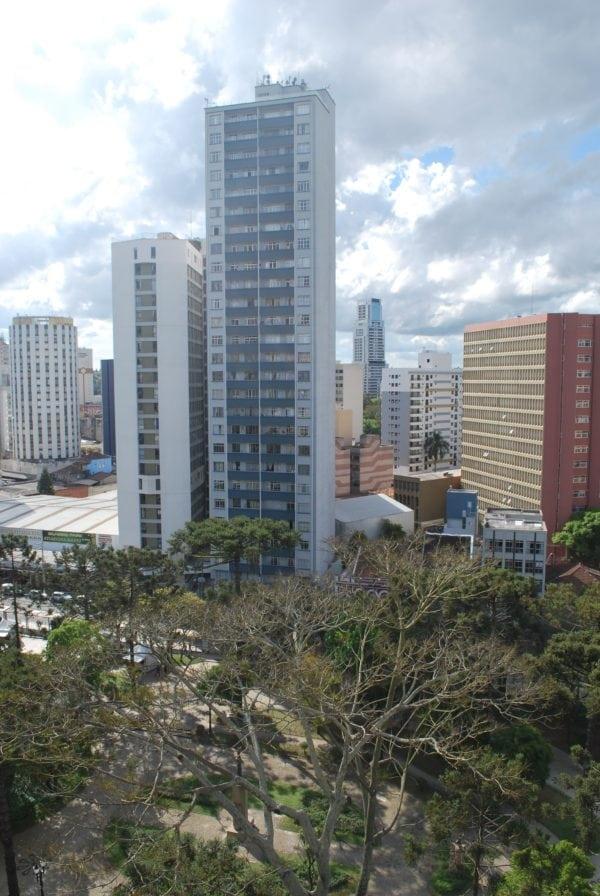 Edifício Ruy Barbosa em 2017.