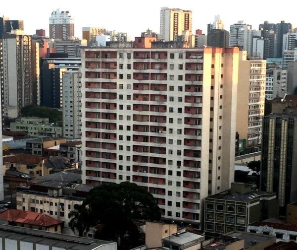 Edifício Dr. João Cândido em 2017.