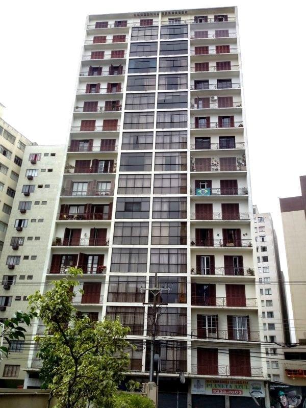 Edifício São Judas Tadeu em 2017.