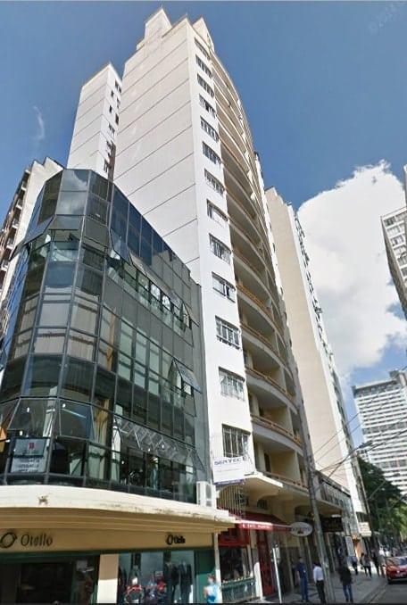 Edifício luachini Camillo em 2017.