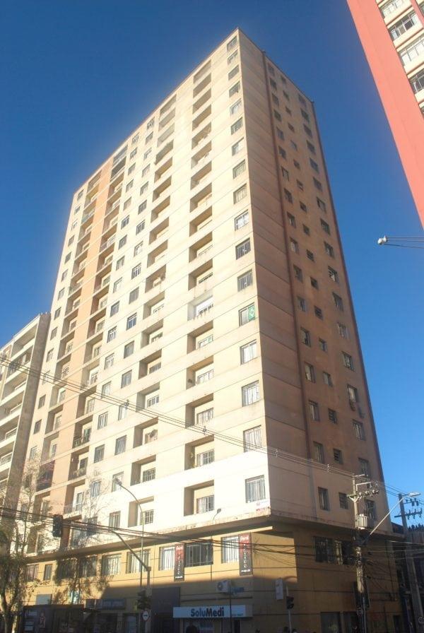 Edifício Fernandes Lima em 2017.