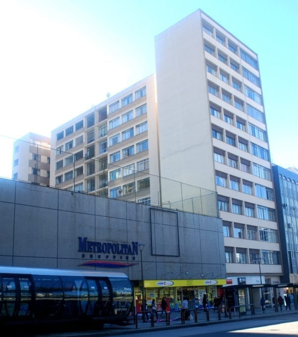 Edifício Alberto Klas em 2017.