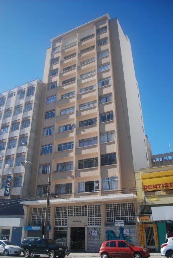 Edifício Santa Inês em 2017.