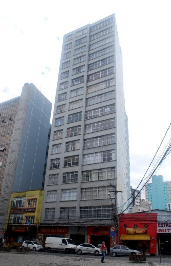 Edifício Imperador em 2017.