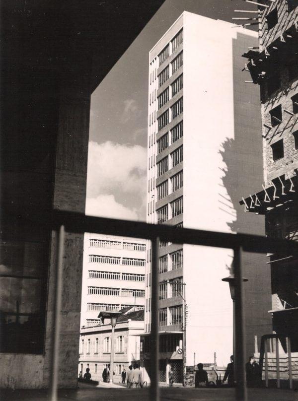 Edifício Maringá em 1955.