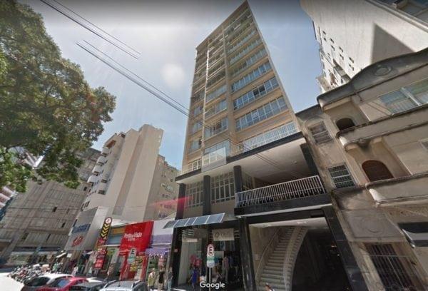 Edifício Ana Cristina em 2017.