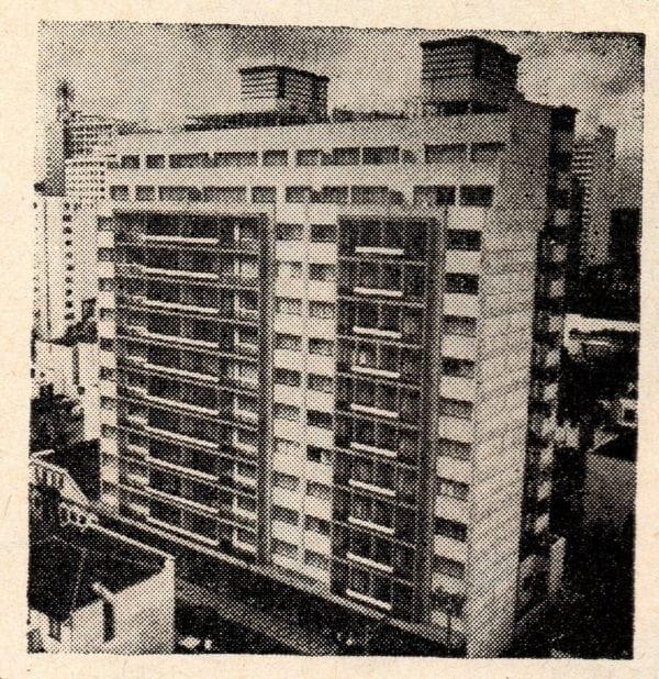 Condomínio Rubiácea em 1960.