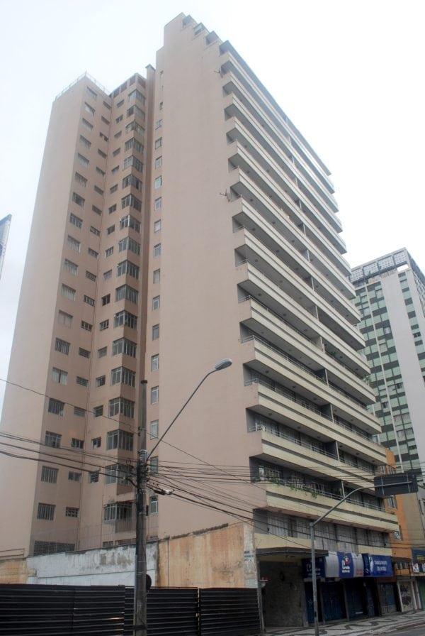 Edifício Eldorado em 2017.