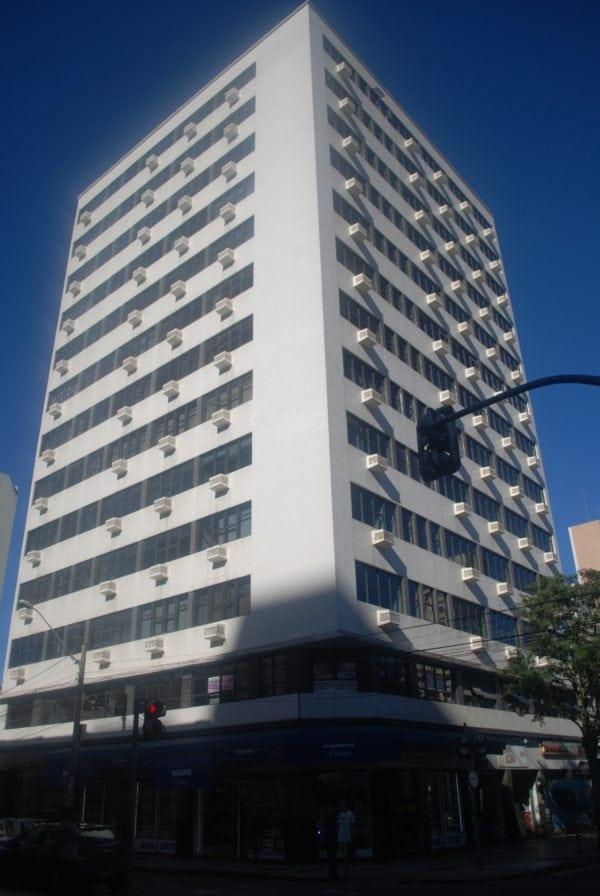 Edifício Minerva Barão em 2017.