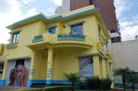 Antiga Residência Alberto Murray,2012.