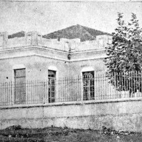 Grupo Escolar Barão de Capanema em 1929.