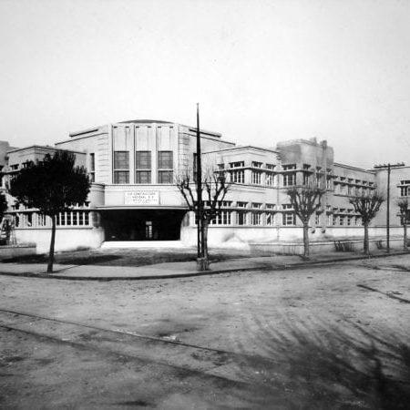 Escola de Aprendizes Artífices em 1936.