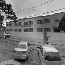 Colégio Estadual São Mateus, em 2011.