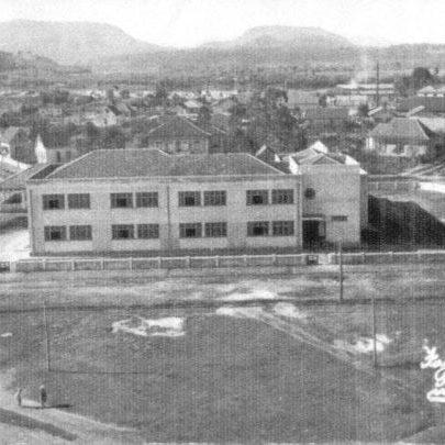 Grupo Escolar de União da Vitória - sem data.