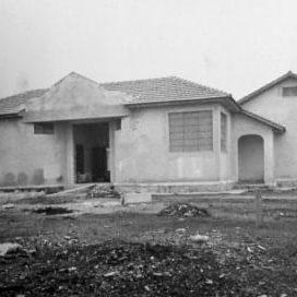 Grupo Escolar Rural de Marechal Mallet, em 1942.