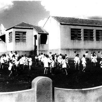 Grupo Escolar Rural de Bandeirantes - sem data.