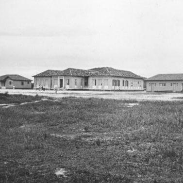 Escola de Pescadores de Guaratuba em 1941.