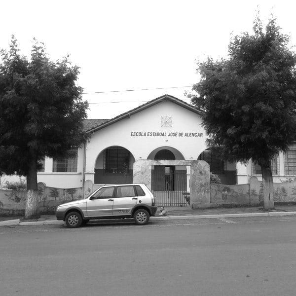 Escola Estadual José de Alencar - sem data.