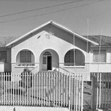 Colégio Estadual Marcílio Dias, em 2017.