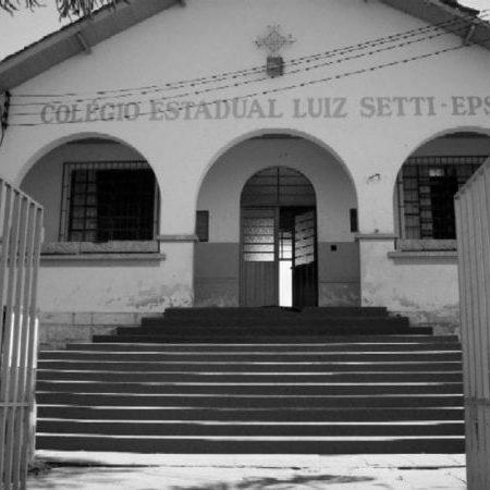 Colégio Estadual Luiz Setti - sem data.