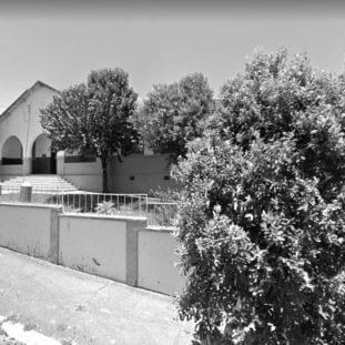 Escola Municipal Honório Maestrelli, em 2018.