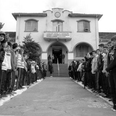 Colégio Estadual Barão de Capanema - sem data.