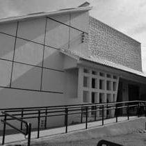 Escola Municipal Jadir Dutra de Souza em 2017.