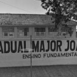 Escola Estadual Major João Carlos de Faria em 2015.