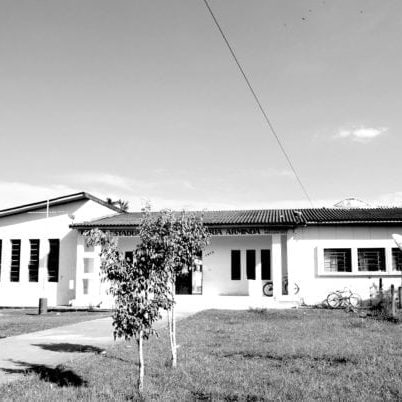 Escola Estadual Professora Maria Arminda em 2008.