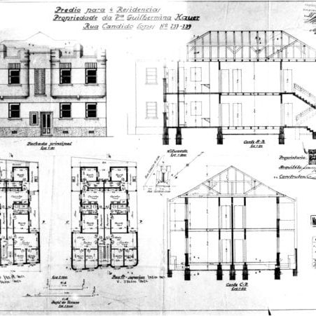 Projeto Arquitetônico.