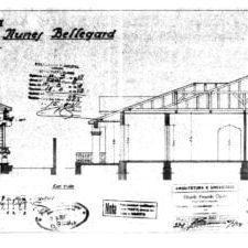 2 - Alvará de Construção com Memória de Cálculo, Projeto das vigas em Concreto Armado e Memorial Descritivo.
