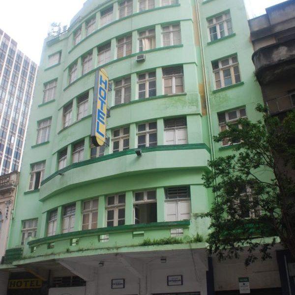 Palace Hotel em 2017.