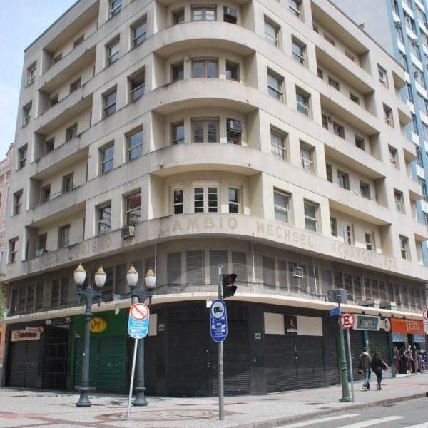 Edifício Carvalho Loureiro  em 2012.