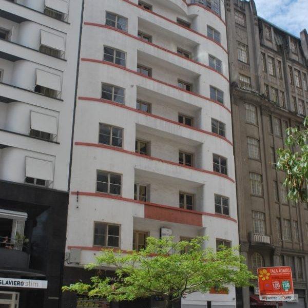 Edifício Curitiba em 2017.