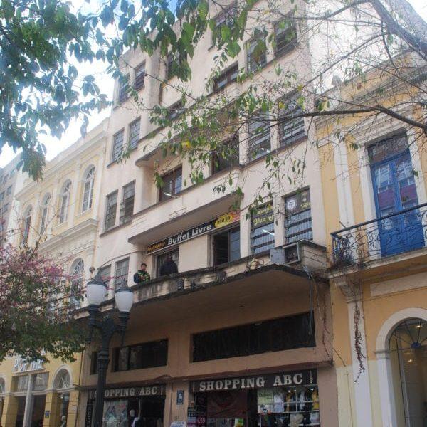 Edifício Romanó em 2017.