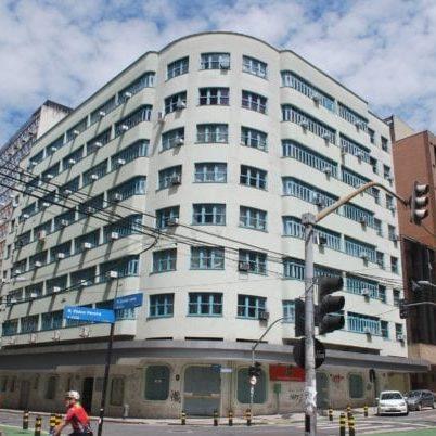 Edifício do Ministério da Saúde em 2017.