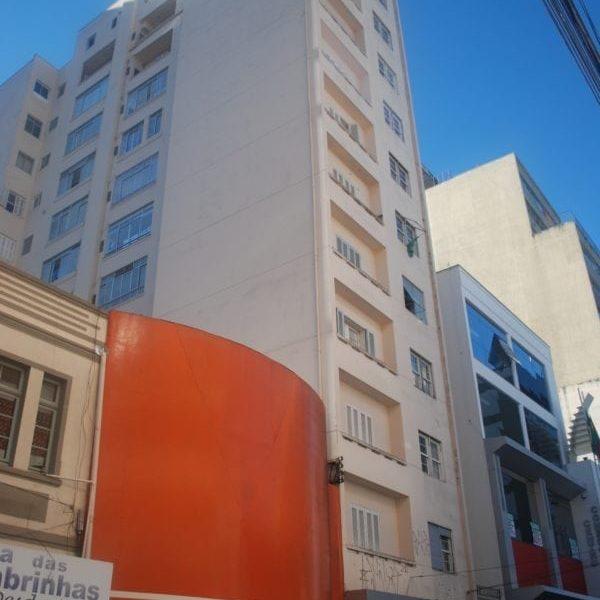 Edifício Rebello Júnior em 2017.