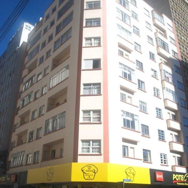Edifício São Lourenço em 2017.