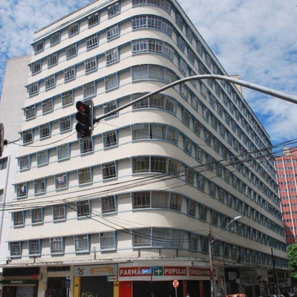 Edifício Brasilino Moura em 2017.