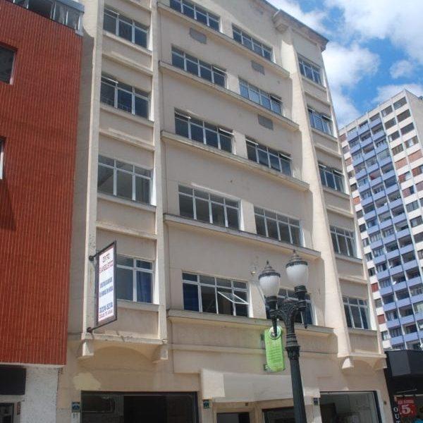 Edifício Mariza em 2017.