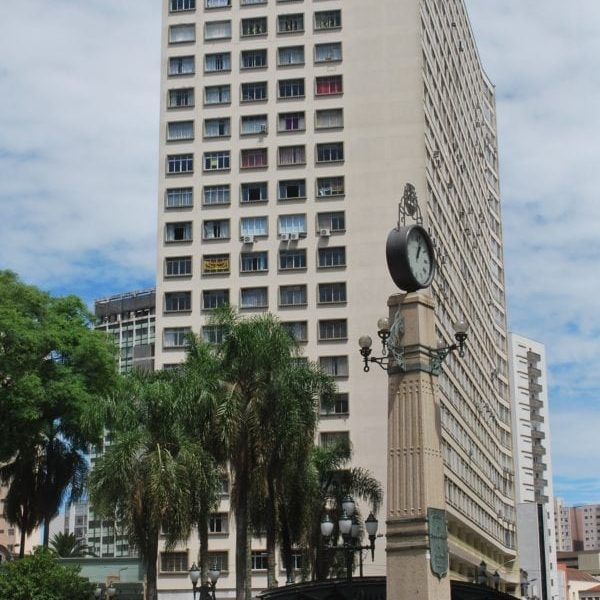 Edifício Asa em 2017.