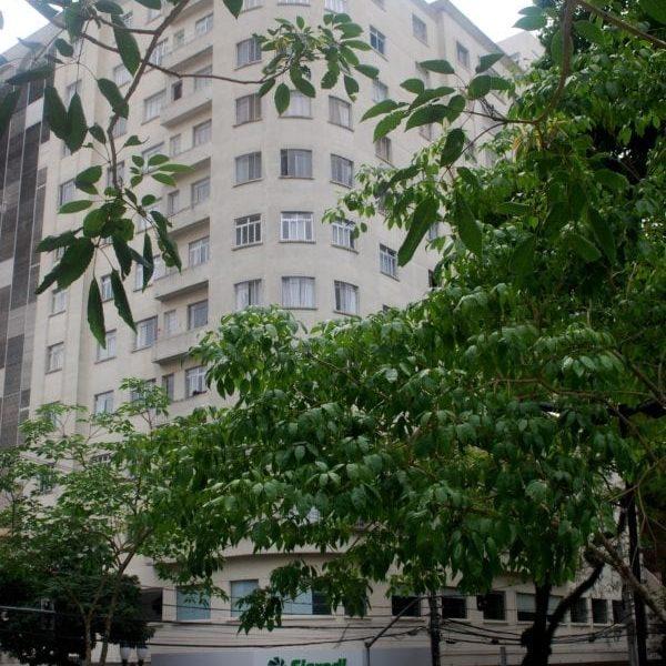 Edifício Silva Lopes em 2017.