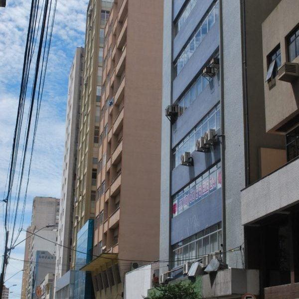 Edifício João Ribeiro Junior em 2017.