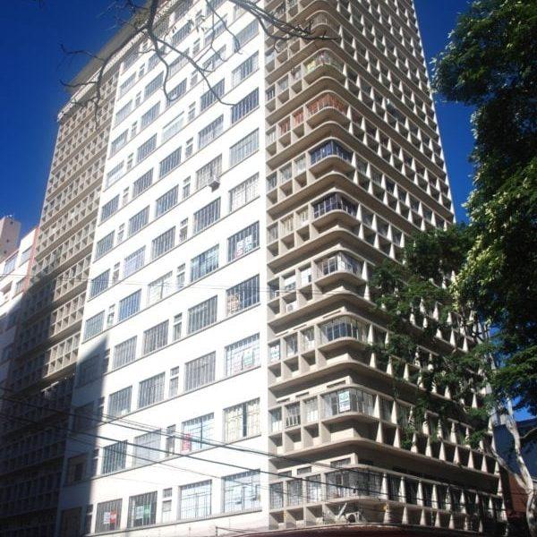 Edifício José Correia de Freitas em 2017.