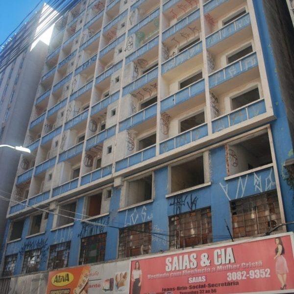 Edifício João Viana Seiler em 2017.