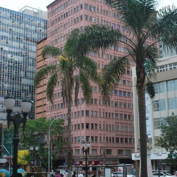 Edifício Pedro Demeterco em 2017.