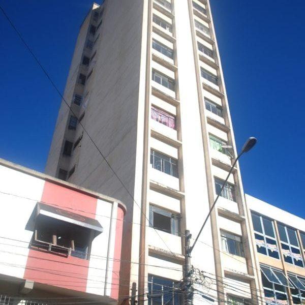 Edifício Leonor Campos em 2017.