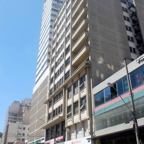 Edifício Elias Abdo Bittar em 2017.